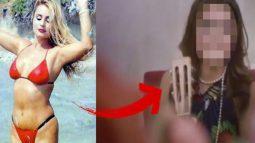 Banu Alkan'ın 'Afrodit' olmadan önceki görüntüsü şaşkına çevirdi