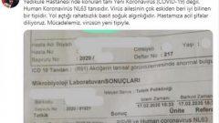 Zeytinburnu'nda Corona Virüs Paniği ! Bakan açıklama yaptı