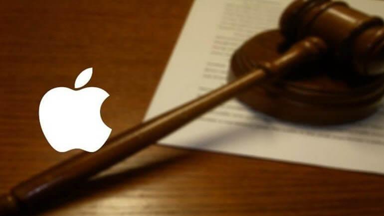 Apple'a 1 milyar dolarlık dava