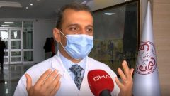 Prof. Dr. Alpay Azap: Çift Maskeyi Önermiyorum