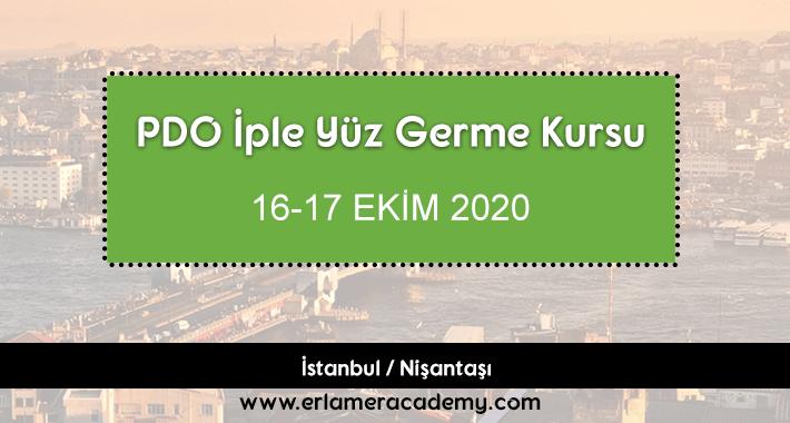 Ameliyatsız İple Yüz Germe Eğitimi İstanbul'da Yapılacak