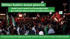 İHH'dan Sokağa Çıkma Yasağına Rağmen Protesto Çağrısı